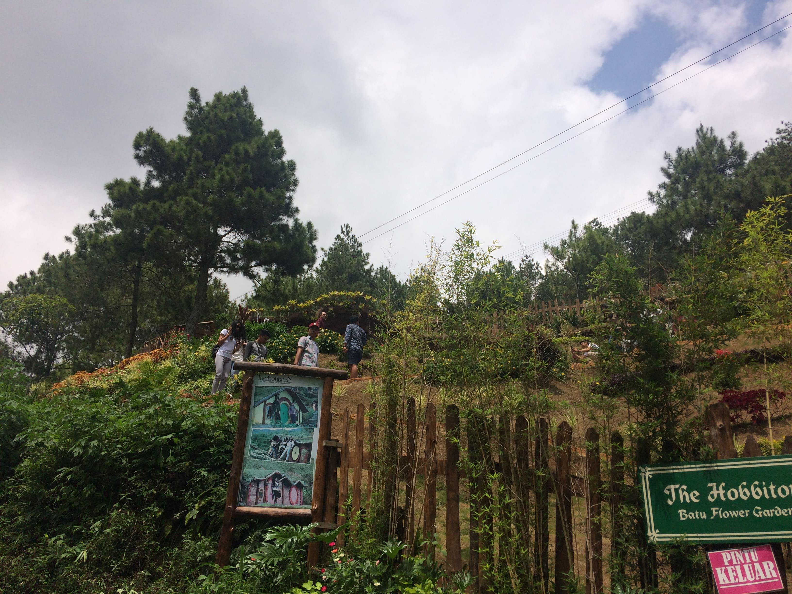 Coban Rais – Menikmati Pemandangan Kota Batu dari Atas Bukit