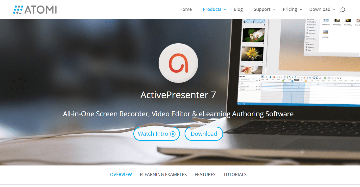 Active Presenter – Cara Mudah Screen Recorder Windows