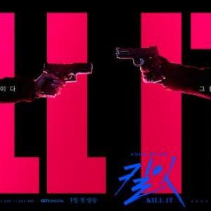kill it poster