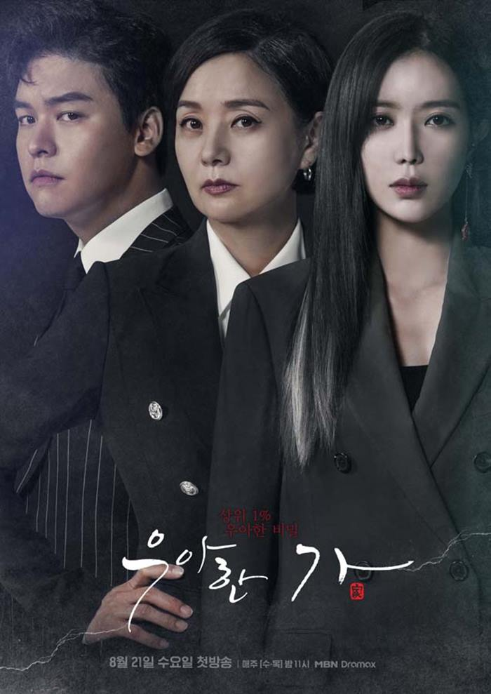 Sinopsis dan Review Drama Korea Graceful Family (2019)