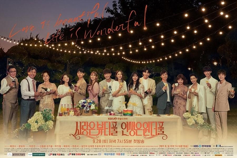 Sinopsis dan Review Drama Korea Beautiful Love Wonderful Life (2019)