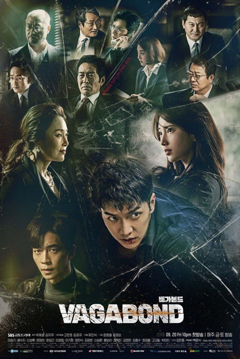 Sinopsis dan Review Drama Korea Vagabond (2019)