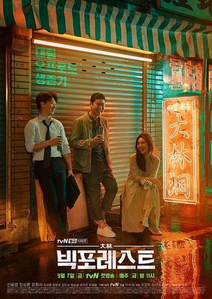 Sinopsis dan Review Drama Korea Big Forest (2019)