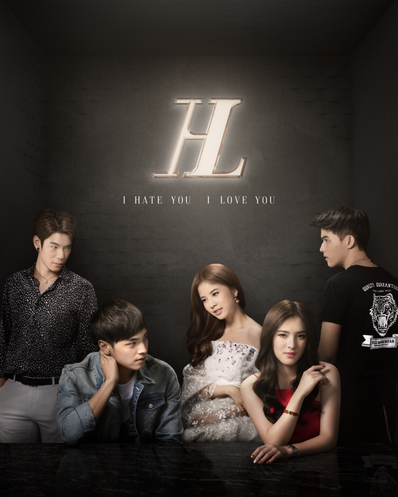Sinopsis dan Review Drama Thailand I Hate You, I Love You (2016)