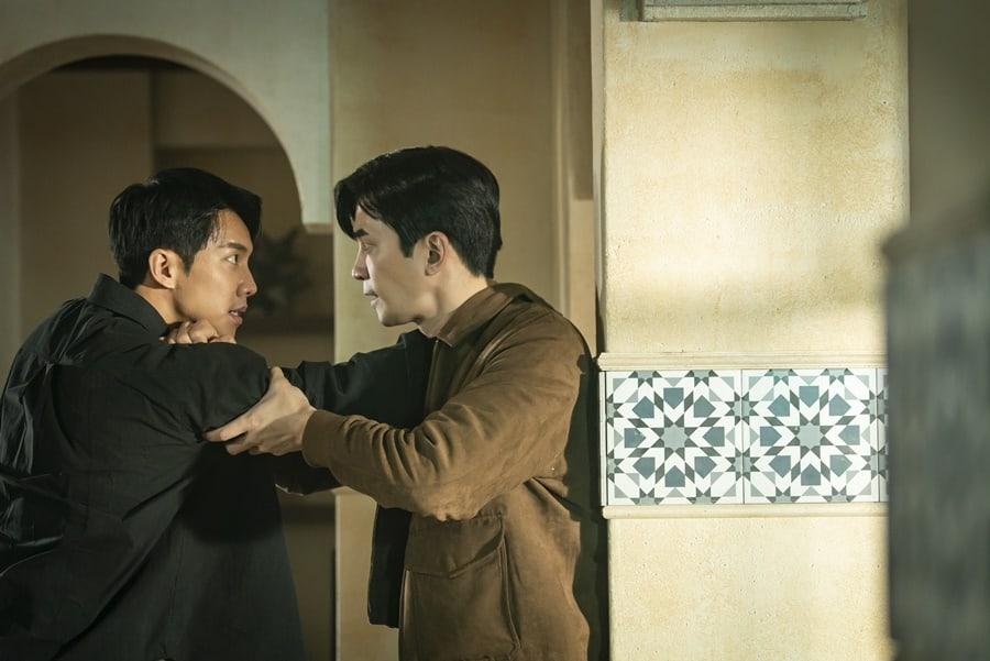 """Tegang! Pertemuan Pertama Lee Seung Gi Dan Shin Sung Rok Di """"Vagabond"""""""