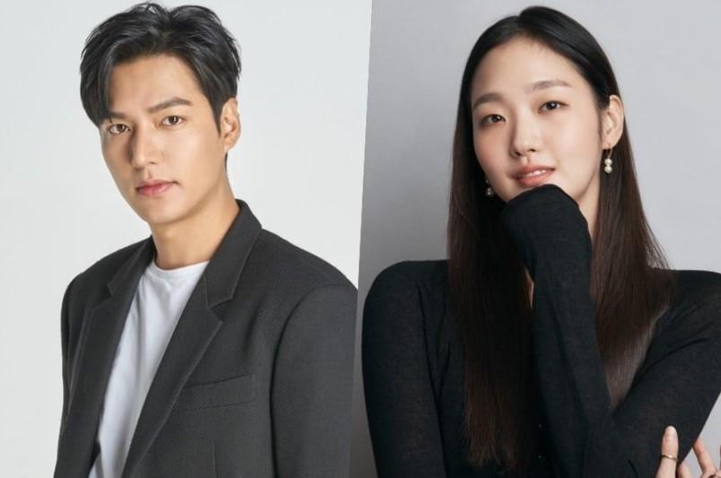 Drama Fantasi Lee Min Ho Dan Kim Go Eun's Mulai Syuting