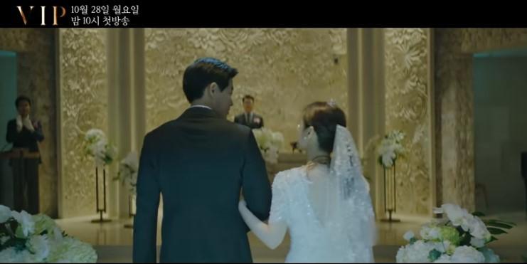 Jang Nara Meragukan Lee Sang Yoon Dalam Trailer VIP