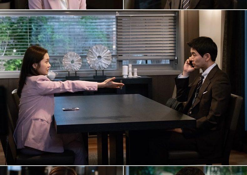 """Ketegangan Jang Nara Dan Lee Sang Yoon Setelah Menerima Teks Anonim Dalam """"VIP"""""""