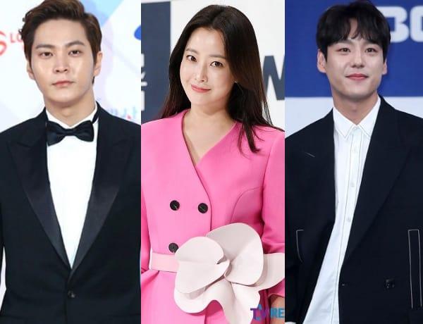 "Joo-won, Kim Hee-sun, Kwak Shi-yang untuk drama perjalanan waktu ""Alice"""