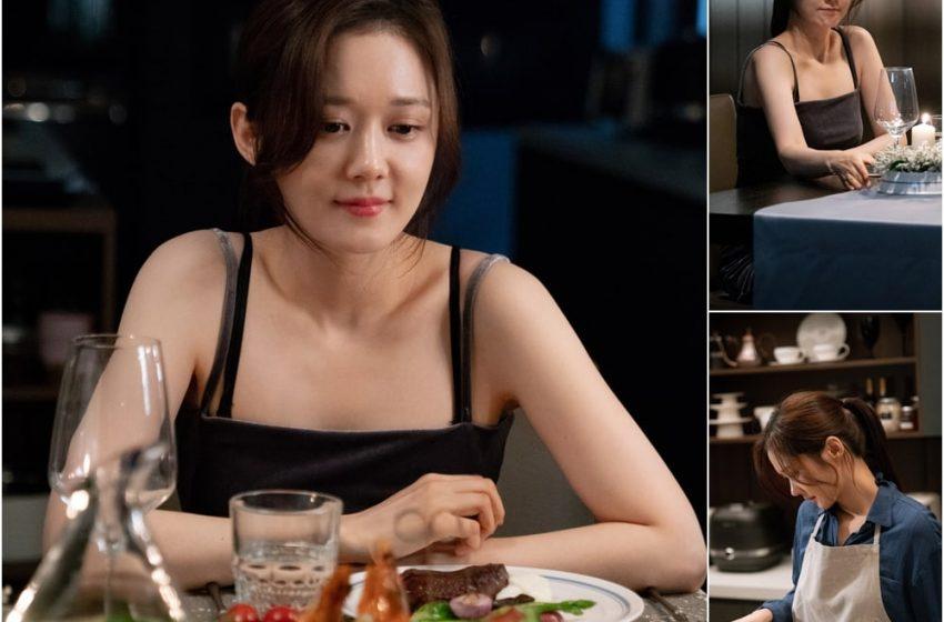 """Jang Nara Mempersiapkan Kejutan Romantis Untuk Lee Sang Yoon Di """"VIP"""""""