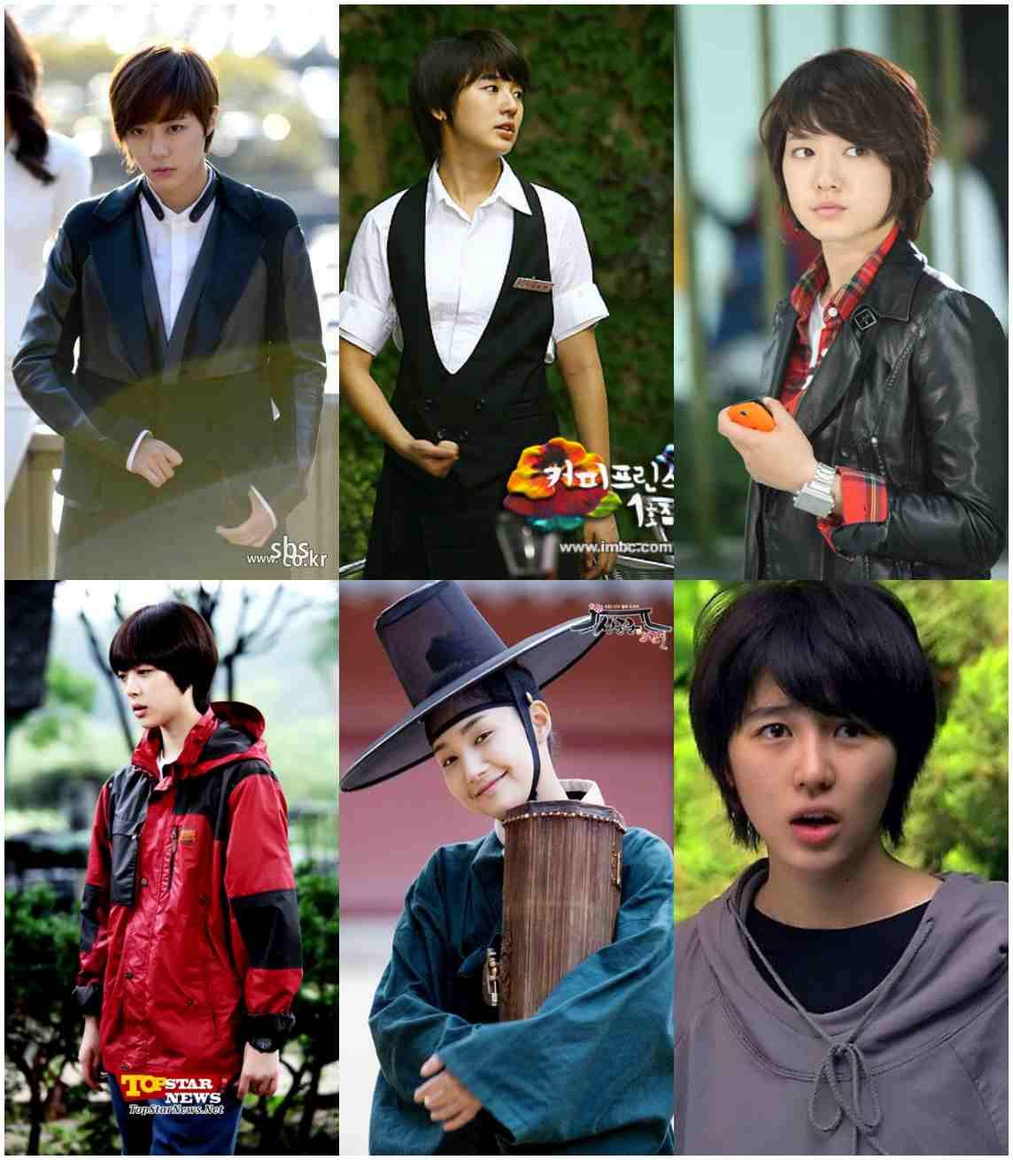 Daftar Aktris Korea yang Melakukan Peran Cross Dressing, Siapakah yang Tertampan?