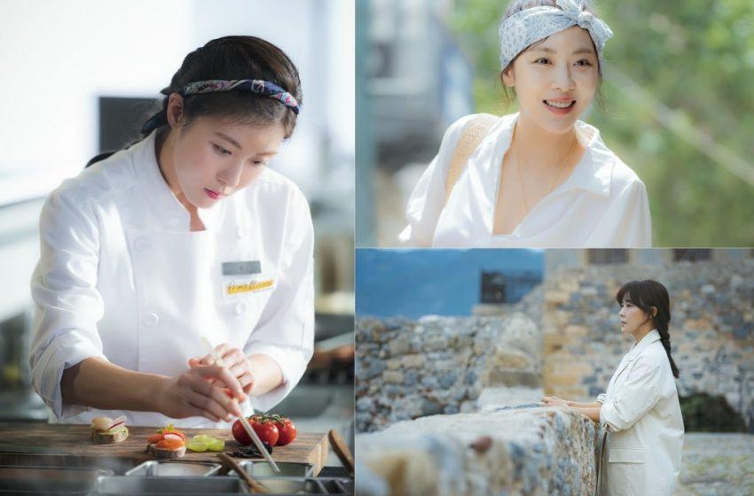 """Ha Ji Won Tunjukan Sisi Berbeda Dari Karakternya Dalam Drama Terbarunya """"Chocolate"""""""