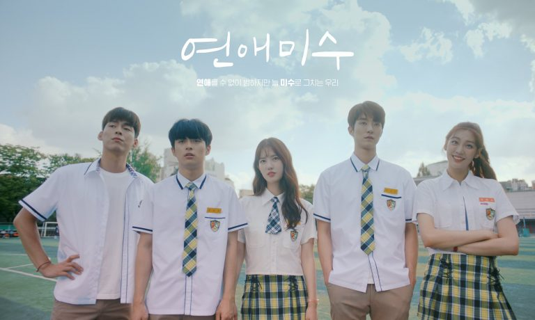 Failing in Love Web Drama 2019 : Sinopsis & Review