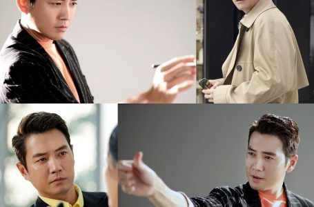 Joo Sang Wook Berubah Menjadi Penata Rias Perfeksionis Untuk Drama Terbarunya 'Touch' Bersama Kim Bo Ra