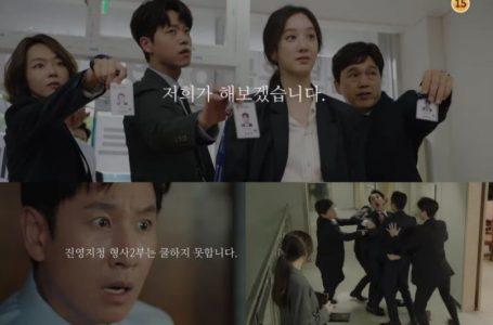 Teaser Terbaru Drama Terbaru War Of Prosecutors