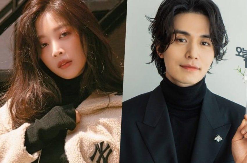 Jo Bo Ah Menerima Tawaran Membintangi Drama Fantasi  Bersama Dengan Lee Dong Wook