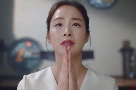 """Kim Tae Hee Berdoa dengan Sungguh-Sungguh Agar Tetap Disisi Putrinya Dalam Teaser Terbaru Drama """"Hi Bye, Mama!"""""""
