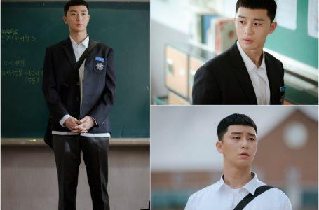 """Park Seo Joon Berubah Menjadi Siswa SMA Untuk Drama Terbarunya """"Itaewon Class"""""""