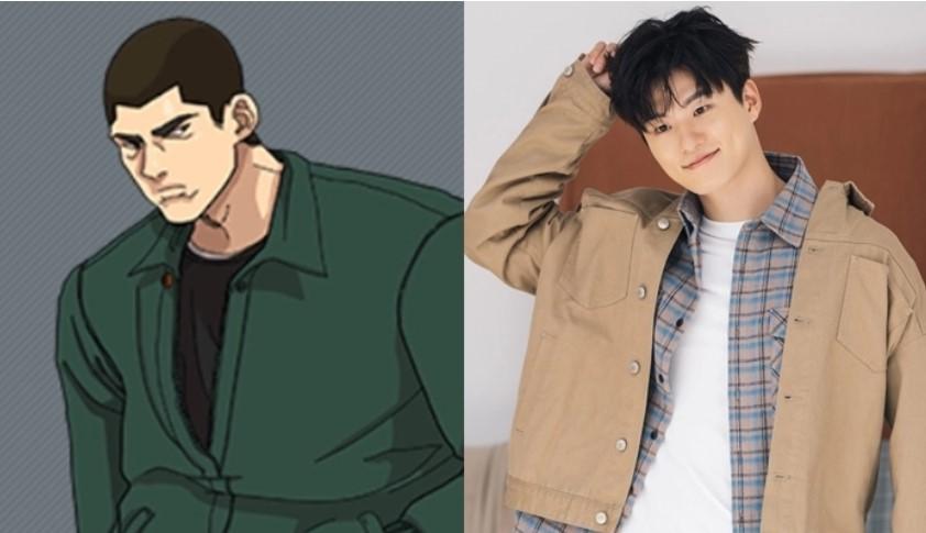 Friend Contract Shin SeungHo as Heo DonHyuk