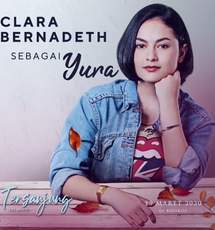 Clara Bernadeth sebagai Yura