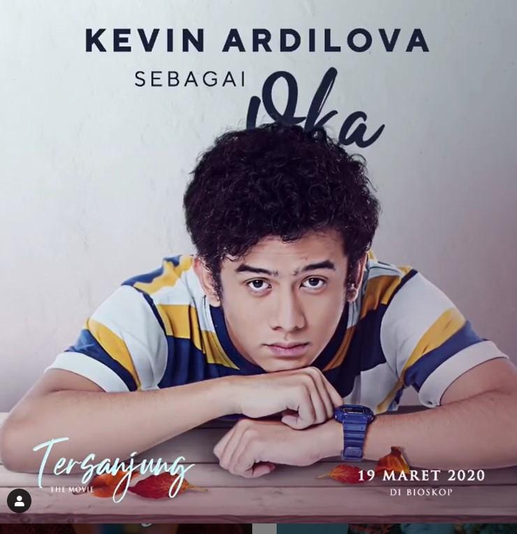 Kevin Ardilova sebagai Oka