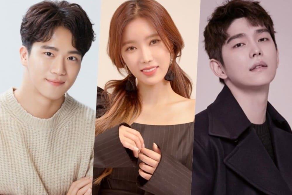 "Ha Seok Jin Dalam Pembicaraan Bintangi Drama Bareng Im Soo Hyang Dan Yoon Kyun Sang ""When I Was the Prettiest"""