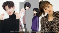 Sinopsis dan Review Web Drama The Girl And The Boy Coming Out Of Manga (2020)
