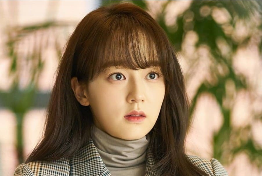 Meow The Secret Boy Karakter : Yoon Ye Joo Jadi Desainer Introvert