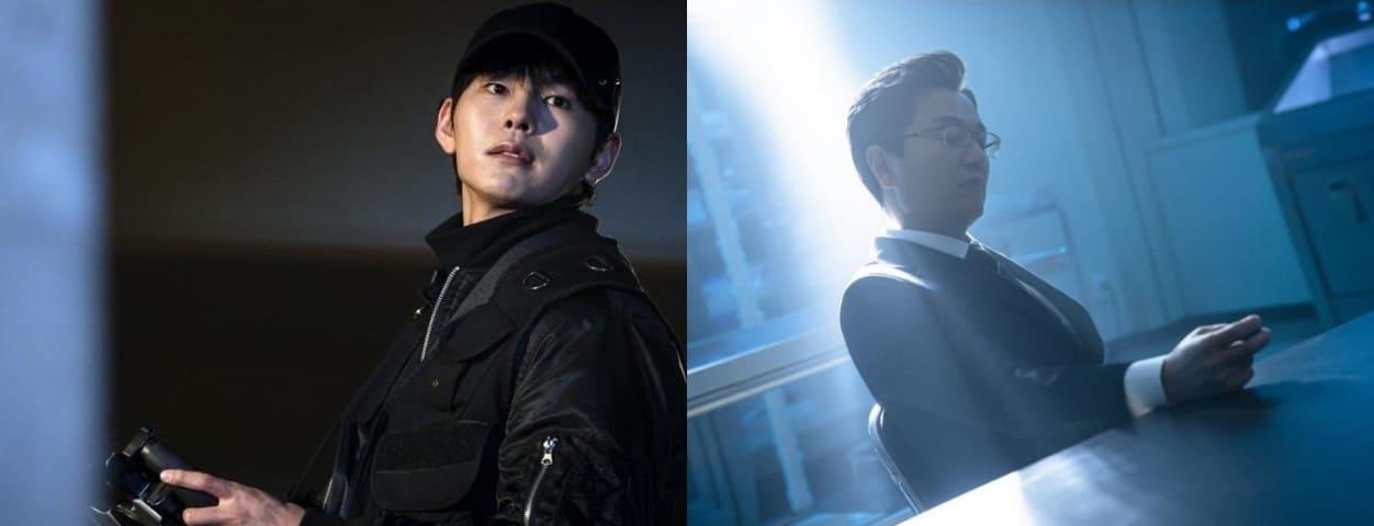 Rilis Gambar Dari karakter Park Sun Ho dan Kim Min Sang