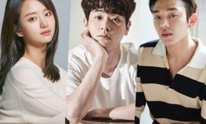 """Won Jin Ah, Park Jung Min In dan Yoo Ah In Dalam Pembicaraan Bintangi Film """"The Hell"""" Arahan Sutradara Train To Busan"""