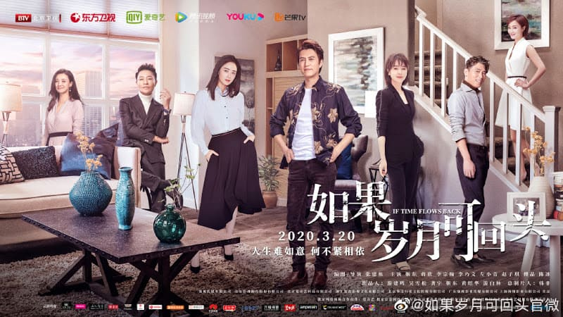 Sinopsis dan Review Drama China If Time Flows Back (2020)