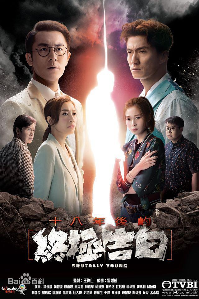 Sinopsis dan Review Drama China Brutally Young (2020)