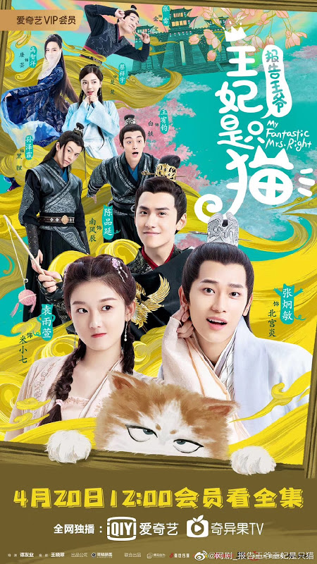Sinopsis dan Review Drama China My Fantastic Mrs Right (2020)
