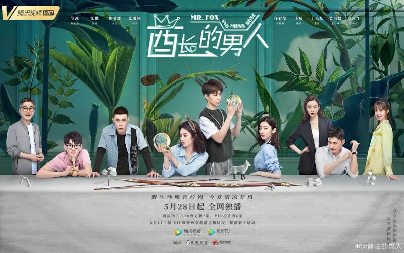Sinopsis dan Review Drama China Mr Fox and Miss Rose (2020)