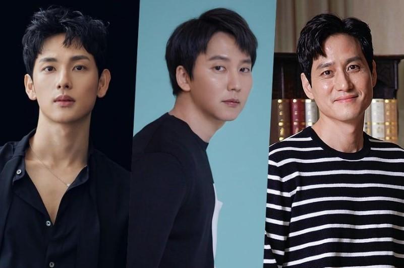 """Im Siwan, Kim Nam Gil dan Park Hae Joon Dikonfirmasi Akan Bergabung dengan Film Bertema Bencana """"Declaration of Emergency"""""""