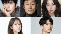 "Go Soo, Heo Joon Ho dan Ahn So Hee Konfirmasi Bintang Drama Baru OCN ""Missing: They Were There"""