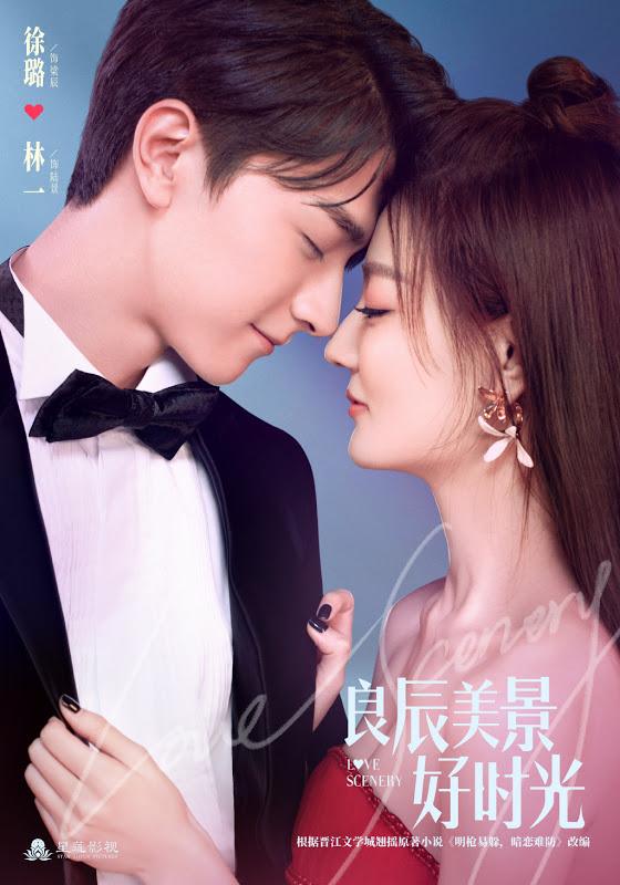 Sinopsis dan Review Drama China Love Scenery (2020)