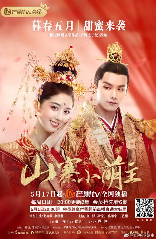 Sinopsis dan Review Drama China Fake Princess (2020)