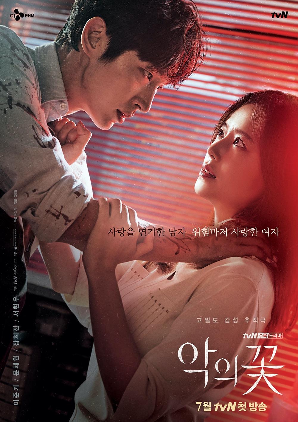 Sinopsis dan Review Drama Korea Flower Of Evil (2020)