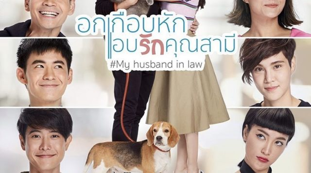 Sinopsis dan Review Drama Thailand My Husband in Law (2020)