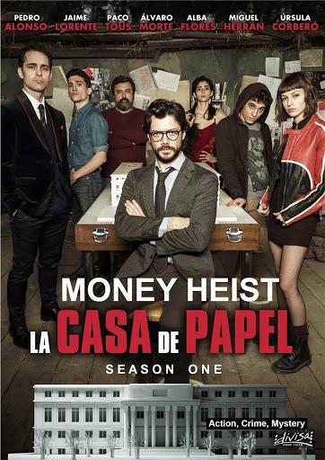 Sinopsis dan Review Money Heist Season 1 (2020)