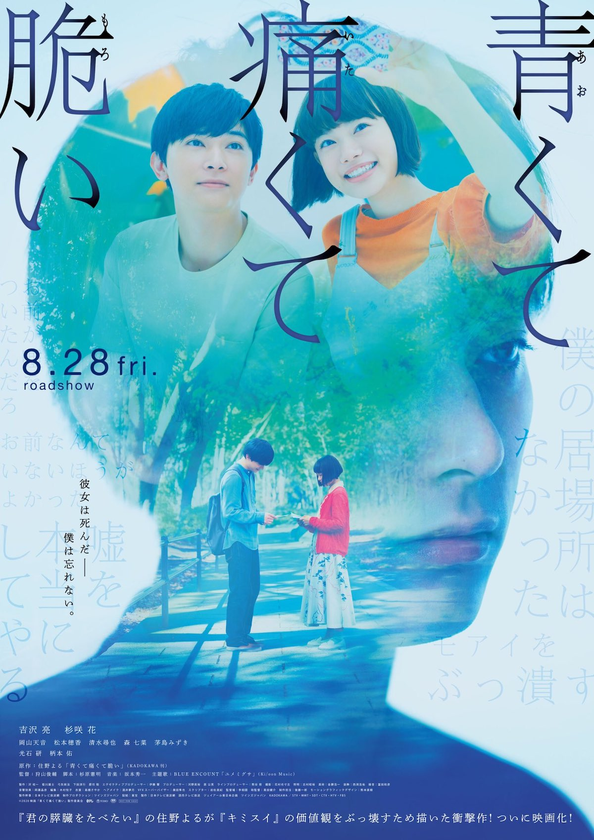 Blue, Painful, and Brittle (Jepang) : Sinopsis dan Review