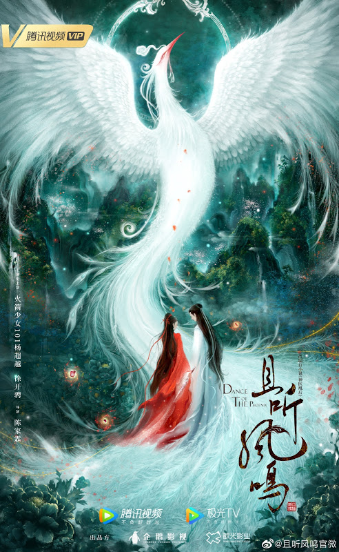 Dance of the Phoenix : Sinopsis dan Review Drama China