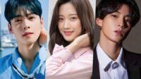 """Cha Eun Woo, Moon Ga Young, dan Hwang In Yeob Konfirmasi Jadi Pemeran Utama Drama Adaptasi Webtoon Populer """"True Beauty"""""""