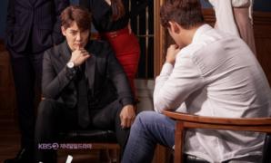 Man in a Veil (Drama Korea) : Sinopsis dan Review