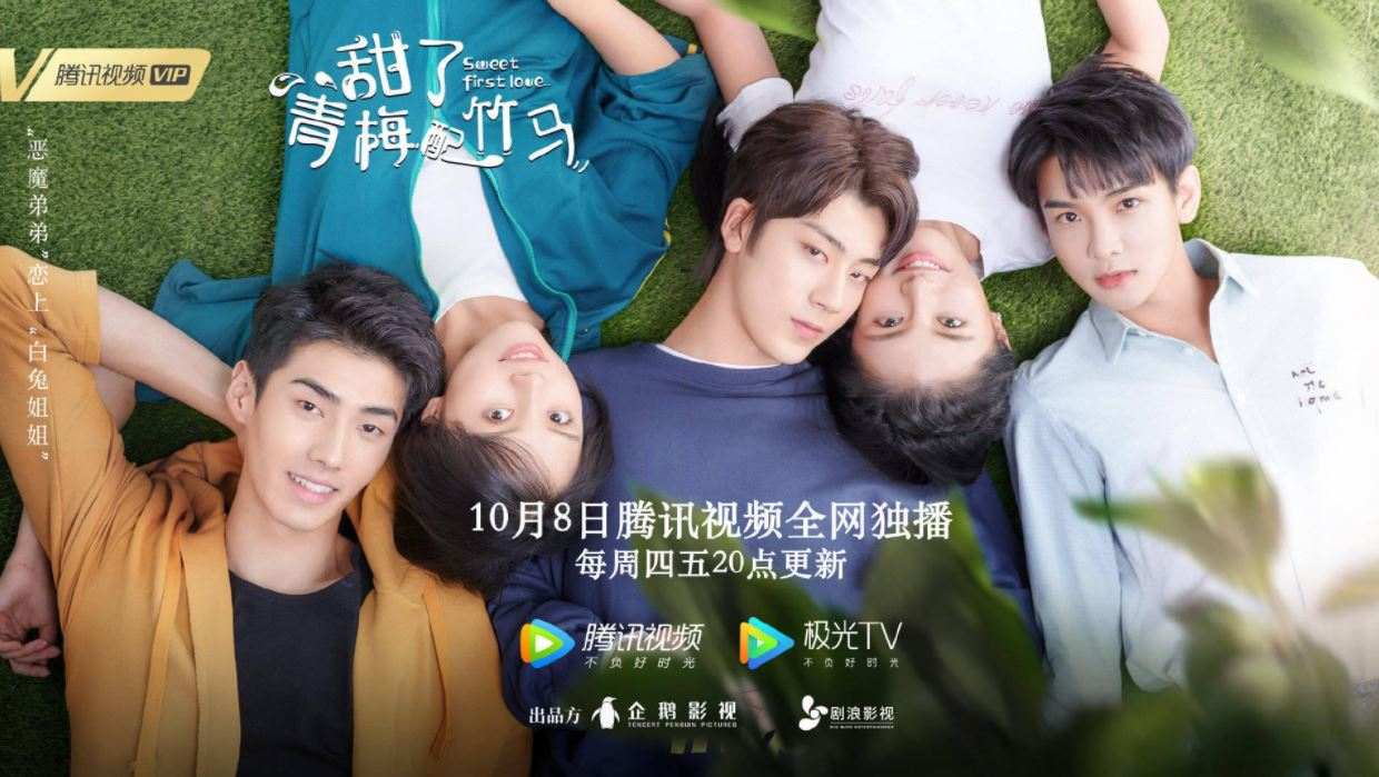 Sweet First Love (2020) : Sinopsis dan Review