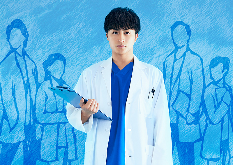 Don't Cry Doctor-In-Training (2021) : Sinopsis dan Review