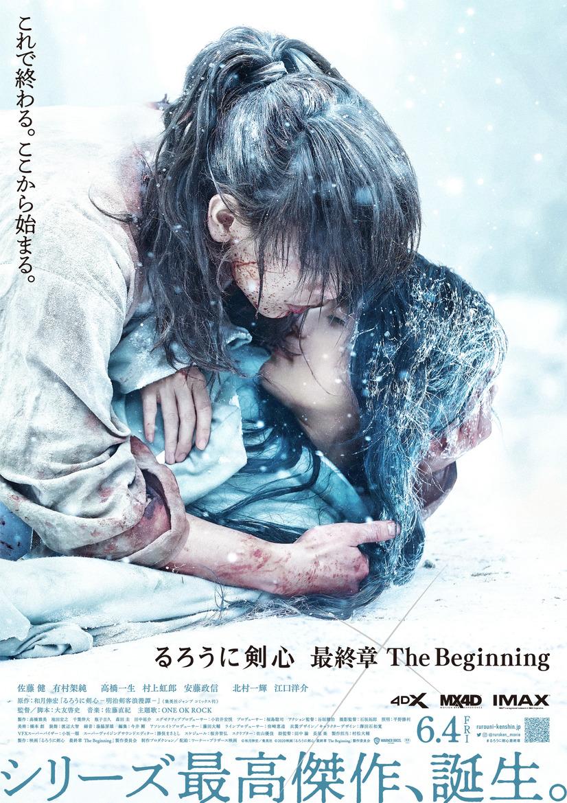 Rurouni Kenshin: The Beginning (2021) : Sinopsis dan Review