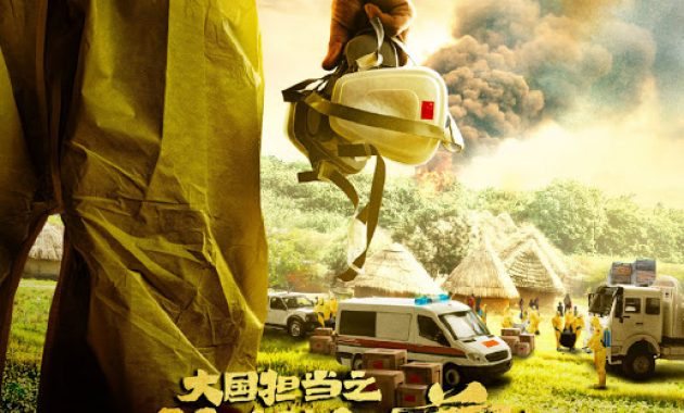 Ebola Fighters Drama China (2021) : Sinopsis dan Review