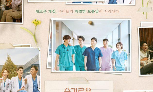 Hospital Playlist 2 Drama Korea (2021) : Sinopsis dan Review